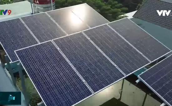 Sớm ban hành chính sách ưu đãi thuế cho các dự án năng lượng mặt trời