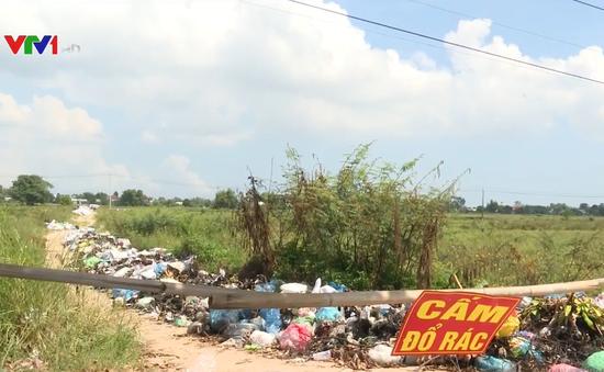 Quảng Nam tiếp tục bế tắc trong việc xử lý rác thải