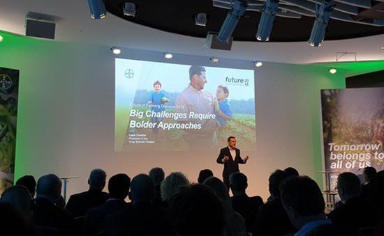 Tương lai nông nghiệp: Thách thức và giải pháp từ hội nghị đối thoại toàn cầu - Bayer 2019!
