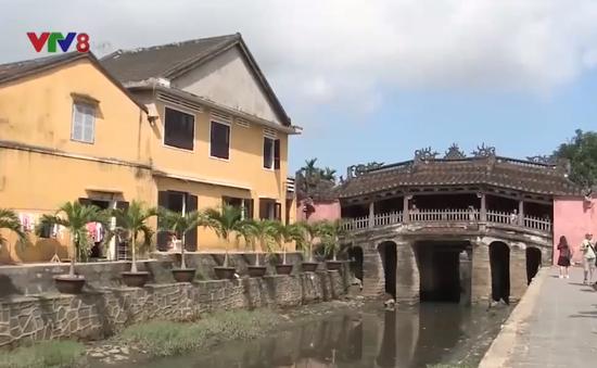 Quảng Nam lo ngại xuống cấp di tích Chùa Cầu