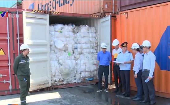 Tăng cường quản lý, xử lý triệt để phế liệu nhập khẩu
