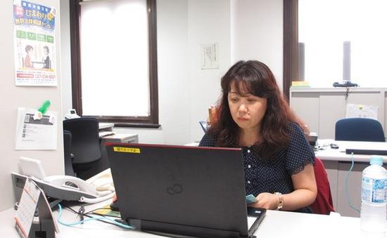 Nhật Bản triển khai dịch vụ tư vấn cho lao động Việt Nam bằng tiếng Việt