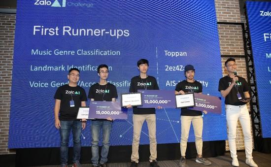 Tái khởi động cuộc thi trí tuệ nhân tạo lớn nhất Việt Nam