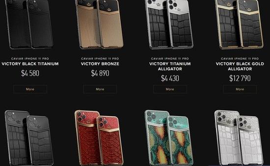 Những chiếc iPhone 11 có tiền chưa chắc đã mua được