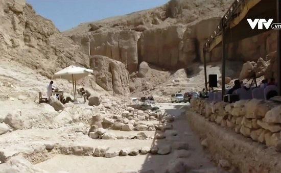 Ai Cập phát hiện khu công nghiệp hàng nghìn năm tuổi