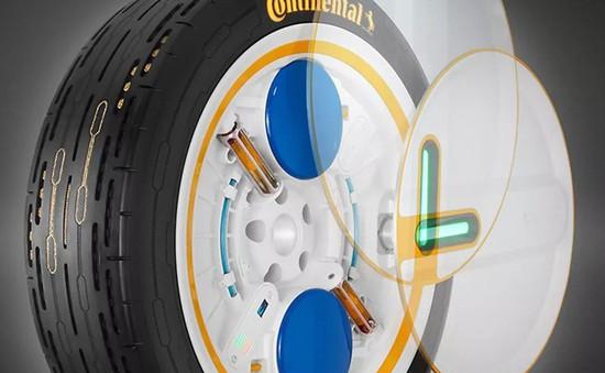Lốp xe có khả năng tự bơm khi bị non hơi
