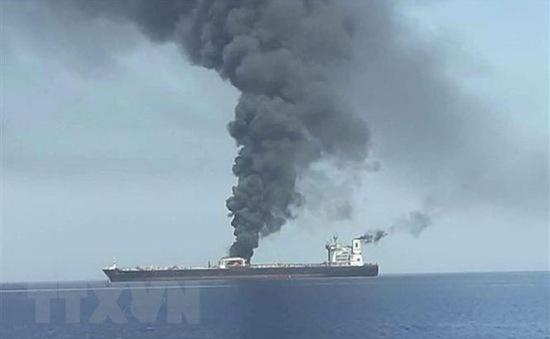Nguy cơ ô nhiễm Biển Đỏ do dầu tràn
