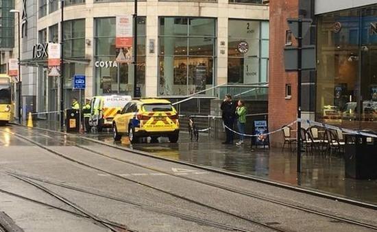 Tấn công bằng dao tại Manchester (Anh), ít nhất 5 người bị thương
