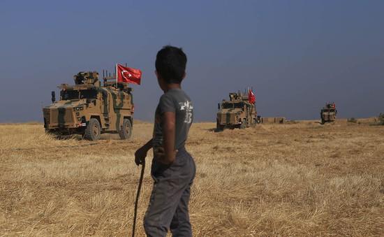 """""""Mùa Xuân hòa bình"""": Canh bạc mạo hiểm của Thổ Nhĩ Kỳ tại Syria?"""