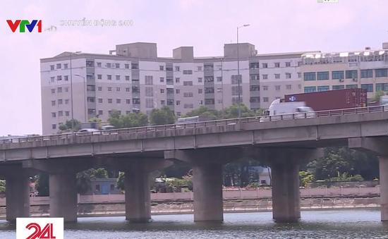 Hà Nội xây 2 cầu qua hồ Linh Đàm nhằm giảm ùn tắc giao thông