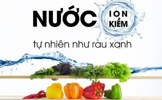 Nước ion kiềm - Giải pháp mới cho người viêm loét dạ dày, tá tràng