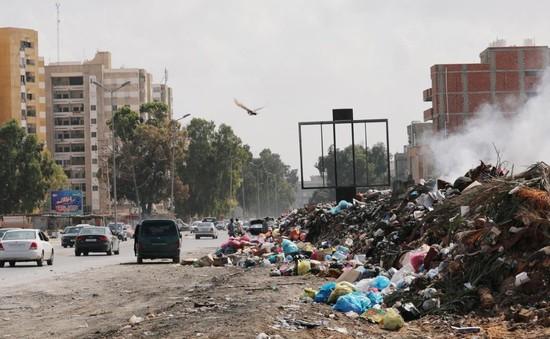 Khủng hoảng rác thải tại Tripoli, Libya