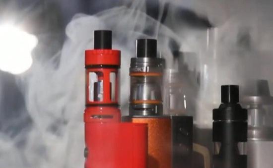 Số ca tử vong do thuốc lá điện tử tăng mạnh