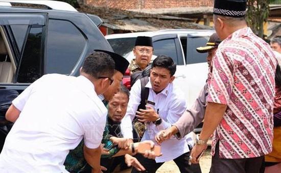 Indonesia bắt giữ 22 nghi can sau vụ tấn công Bộ trưởng An ninh