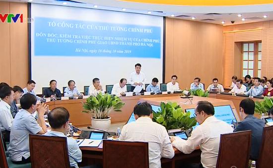 Hà Nội đã hoàn thành hơn 1.000 nhiệm vụ Chính phủ, Thủ tướng giao
