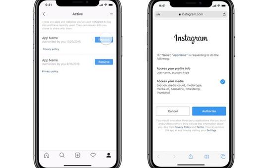 Instagram cập nhật tính năng kiểm soát dữ liệu chia sẻ trên iOS