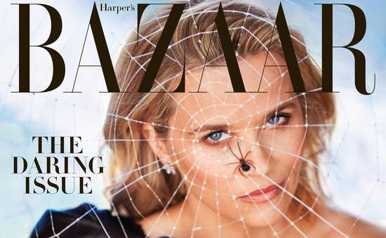 Rùng mình khi Reese Witherspoon chụp ảnh chung với chuột, nhện, trăn