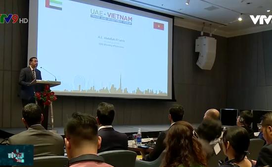 Nhiều cơ hội hợp tác thương mại đầu tư tại Diễn đàn Doanh nghiệp Việt Nam - UAE