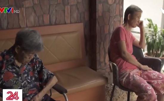 Gia tăng tình trạng người già bị bỏ rơi tại nhiều nước châu Á