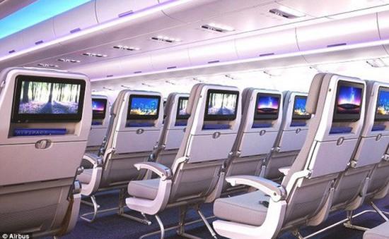 Những nơi nhiều vi khuẩn nhất trên máy bay