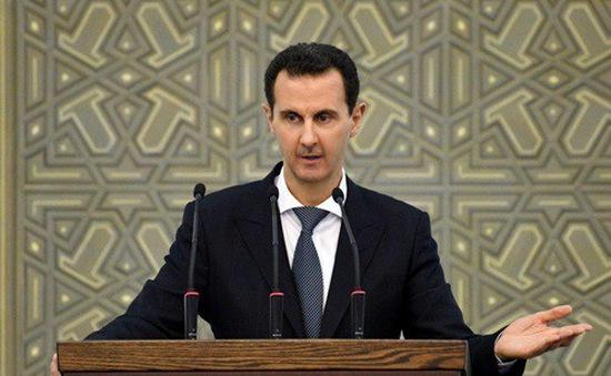 Yêu cầu lực lượng nước ngoài rời khỏi Syria