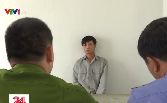Bắt 4 đối tượng chống người thi hành công vụ tại Đắk Nông