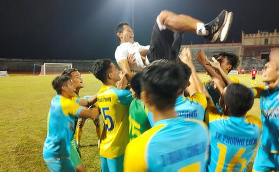 Xác định 8 đội bóng lọt vào vòng chung kết giải vô địch U21 quốc gia 2019 tại Gia Lai
