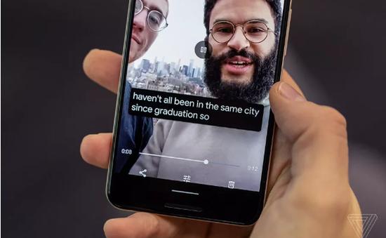 Sắp được trải nghiệm siêu ứng dụng Live Caption của Google
