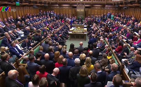 Quốc hội Anh hoãn bỏ phiếu về thỏa thuận Brexit mới