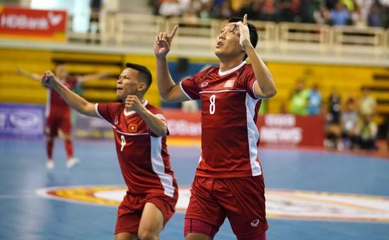 Lịch trực tiếp bóng đá hôm nay (22/10): ĐT futsal Việt Nam đọ sức Indonesia, Real làm khách của Galatasaray