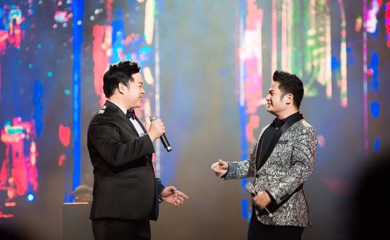 """Bằng Kiều lần đầu so giọng bolero với Quang Lê trong """"Đêm tình nhân 6"""""""