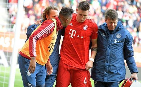 Bayern Munich nhận tin dữ về Niklas Sule