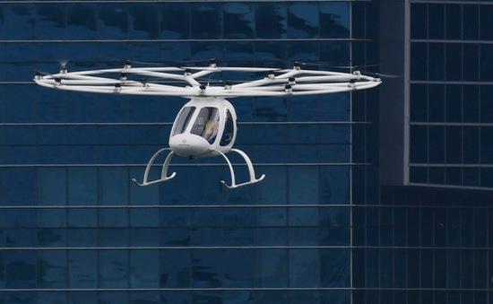Tương lai nào cho taxi bay?