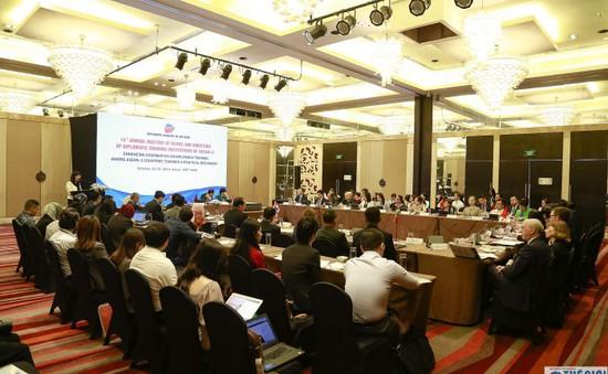 Hội nghị thường niên Giám đốc và Hiệu trưởng các trường đào tạo ngoại giao các nước ASEAN+3 lần thứ 14