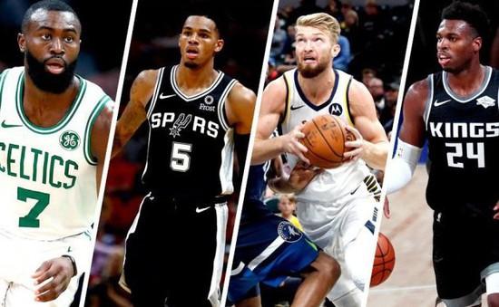 Nhiều hợp đồng được ký kết trước khi NBA 2019 - 2020 khai màn