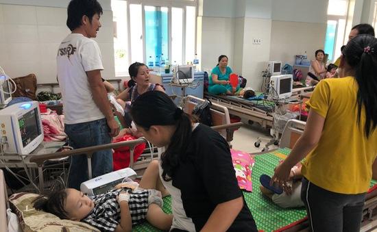 Gia tăng đột biến số ca mắc bệnh chân tay miệng tại TP.HCM
