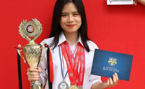 Nữ sinh Việt chinh phục học bổng 4,7 tỷ đồng tới Mỹ nhờ ước mơ làm nghề cơ khí