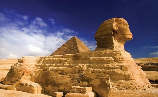 Ngắm vẻ đẹp huy hoàng của Ai Cập