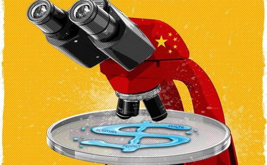 """Dịch vụ xét nghiệm """"dòng máu hoàng gia"""" hút khách tại Trung Quốc"""
