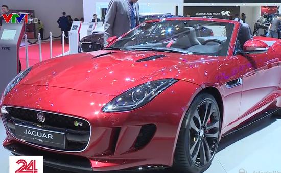 Nhiều mẫu xe ô tô ấn tượng xuất hiện tại Vietnam Motor Show 2019