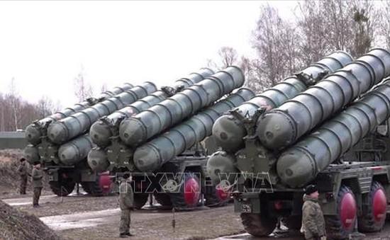 Nga đưa S-400 đến Serbia để tập trận