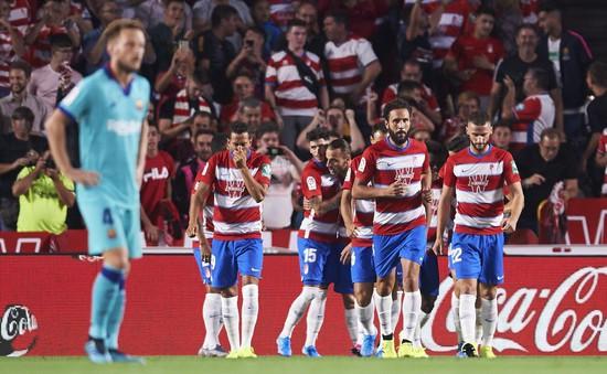 Lịch thi đấu, BXH vòng 10 La Liga: Cơ hội cho Granada giành ngôi đầu bảng