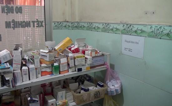 Trà Vinh lại phát hiện cơ sở khám chữa bệnh vi phạm