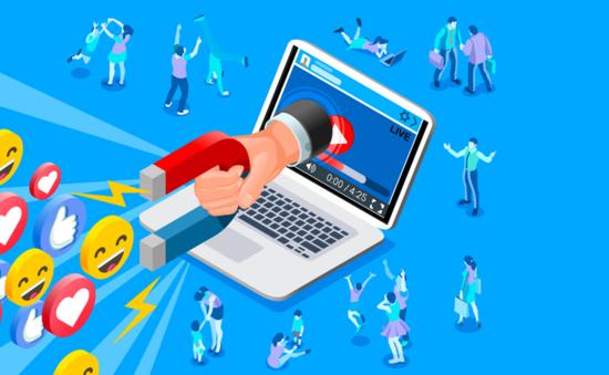 Quảng cáo trên mạng xã hội: Bùng nổ nhưng có hiệu quả?
