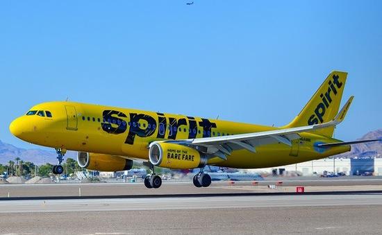 Spirit Airlines mua 100 máy bay A320neo của Airbus