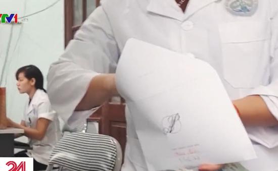 Giám đốc Bệnh viện Định Hóa nhận trách nhiệm vụ thu tiền xét nghiệm sai quy định