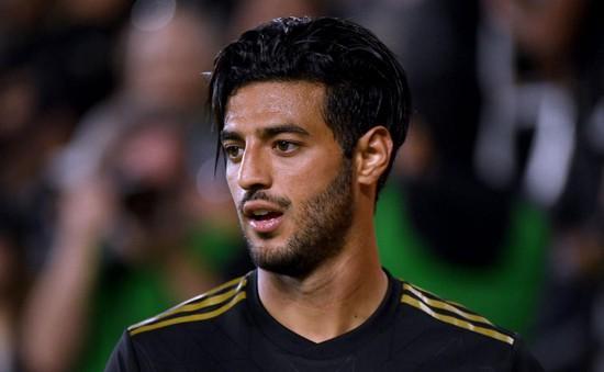 Carlos Vela ngỏ ý muốn tới Barcelona trong tháng 1/2020