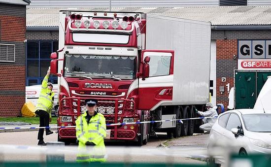 Vụ 39 người chết trong xe container ở Anh: Đây không phải là hành vi buôn người?