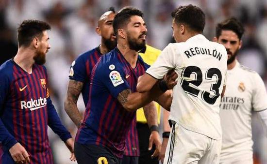 Lịch trực tiếp bóng đá La Liga vòng 10: Siêu kinh điển Barca – Real bị hoãn đáng tiếc