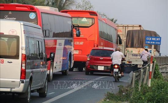Từ 1/11, cấm xe tải hạng nặng, xe khách qua thị trấn Cai Lậy